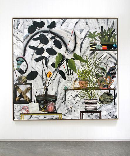Paul Wackers, 'Self reflection is a strange plant', 2014