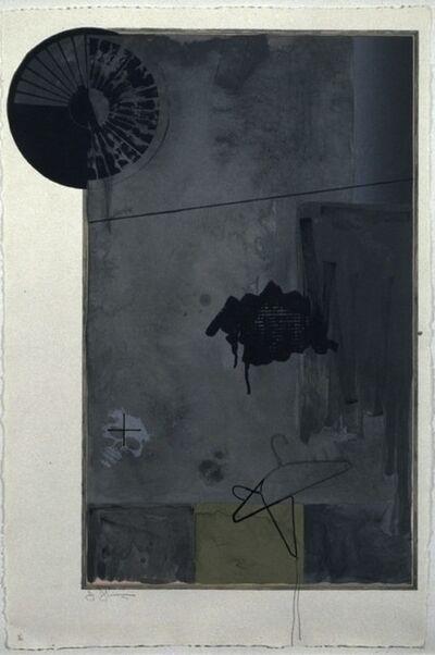 Jasper Johns, 'Evian', 1972