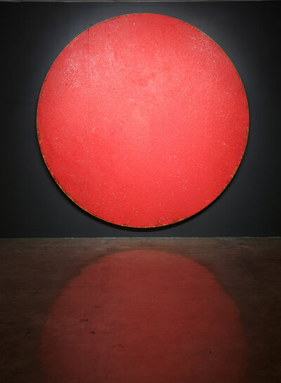 Michael David, 'All Good Cowboys Have Chinese Eyes - Giant Tondo', 2010