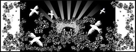 Chloe Trujillo, 'Mystic (Black & White)'