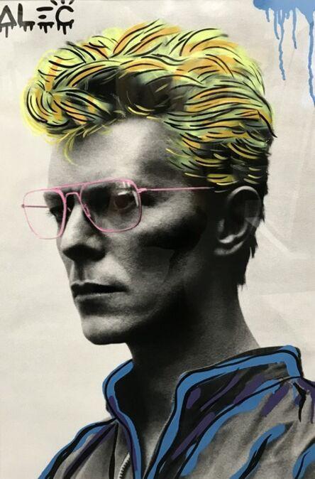 Alec Monopoly, 'Blonde Bowie', 2017