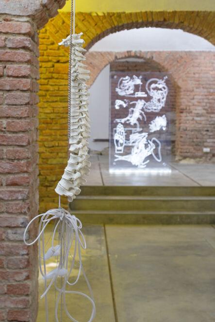Romana Drdová, 'Installation view', 2017