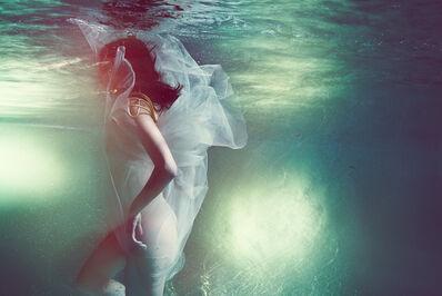 """Susanne Stemmer, 'Blossom """"Underwater Photography""""', 2015"""