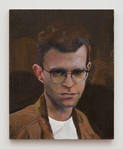 Nolan Simon, 'Sam at the Whitney with Friends', 2017