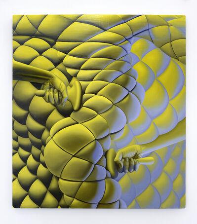 Sascha Braunig, 'Warm Leatherette', 2015