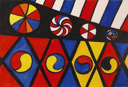 Alexander Calder, ' Lucioles ', 1972