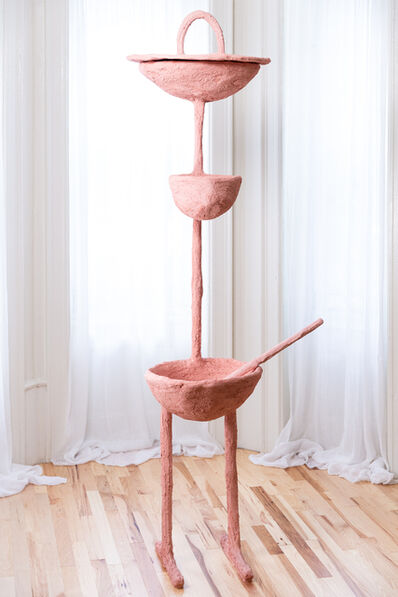 Oren Pinhassi, 'Three Basin Figure (NYC)', 2019