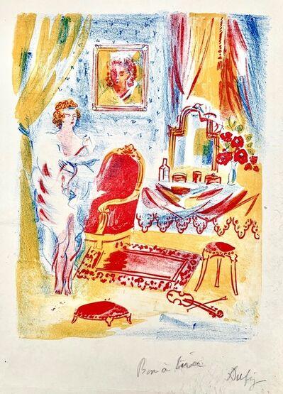 Jean Dufy, 'La Coquette', 1938