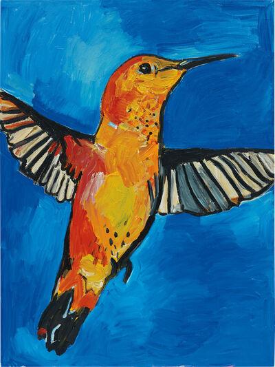James Franco, 'Bird #14', 2015