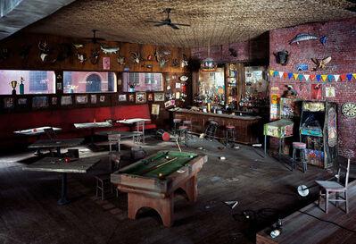 Lori Nix and Kathleen Gerber, 'Bar', 2010