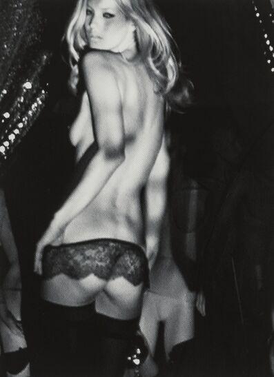 Mike Figgis, 'Kate Moss, Backward Glance', 2007