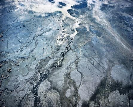 Michael Light, 'Carson River Enters Carson Sink, Looking West, Pleistocene Lake Lahontan, Fallon, Nevada', 2018