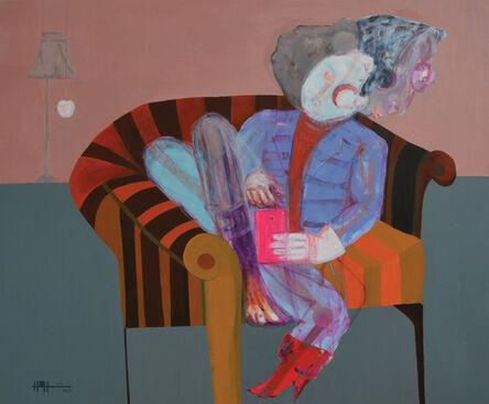 Rashwan Abdelbaki, 'Connection', 2015