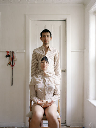 Pixy Yijun Liao, 'Try to live like a pair of Siamese twins I', 2009