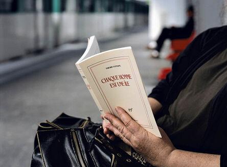 Thierry Fontaine, 'A partir de quand fait-on partie du monde', 2005