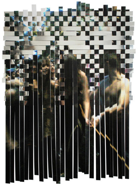 Sebastian Klug, 'Silver Parade', 2017