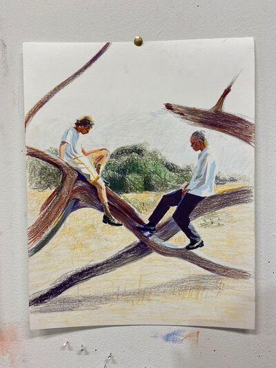 Caleb Hahne, 'Noah and Jones', 2020