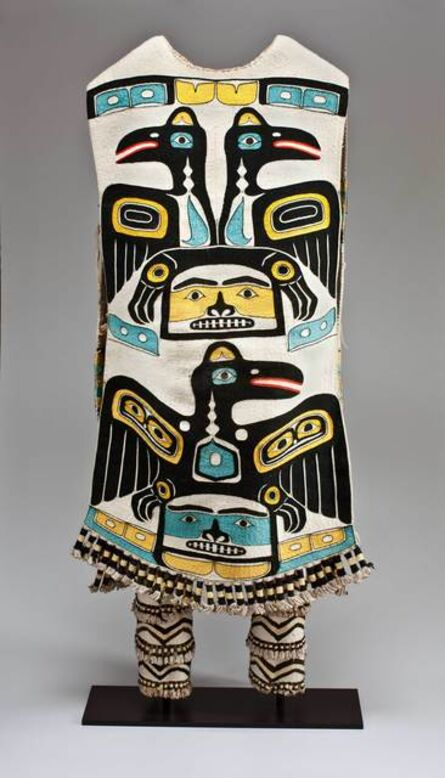 Unknown Tlingit, 'Tunic and leggings', Late 19th Century