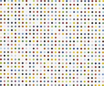 Damien Hirst, 'Imidazolepyruvic Acid', 2008