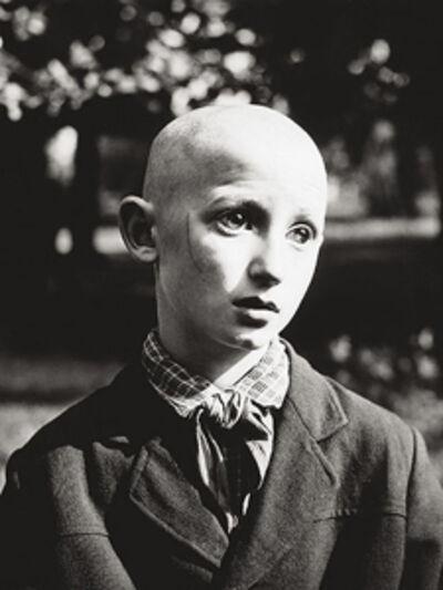 Antanas Sutkus, 'Blind Pioneer'