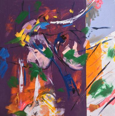 Anne Sherwood Pundyk, 'Thicket', 2014