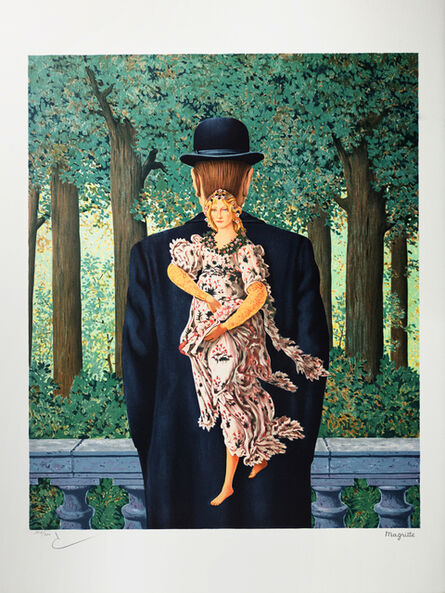 René Magritte, 'Le Bouquet tout Fait (The Ready-Made Bouquet)', 2004