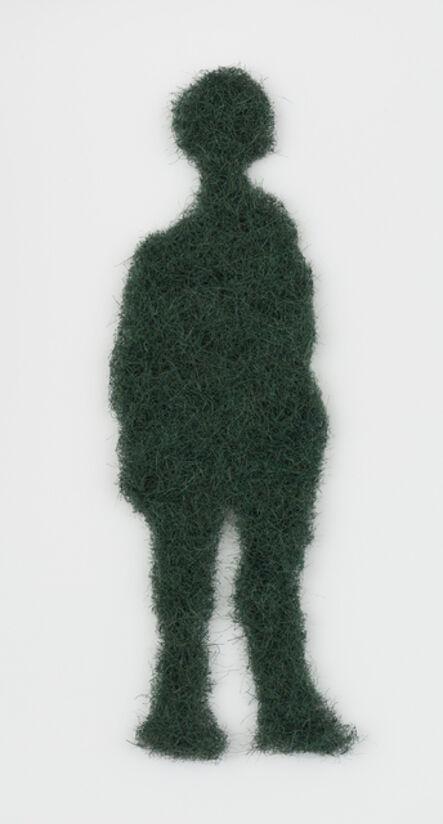 Richard Artschwager, 'Small Standing Man', 2009
