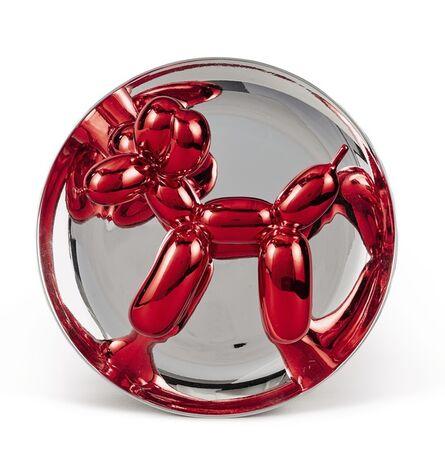 Jeff Koons, 'Balloon Dog (Red) ', 1995