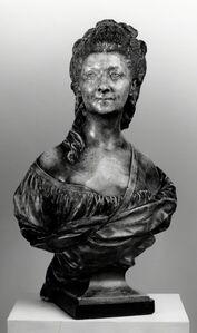 Jean-Antoine Houdon, 'Madame His', 1751-1828