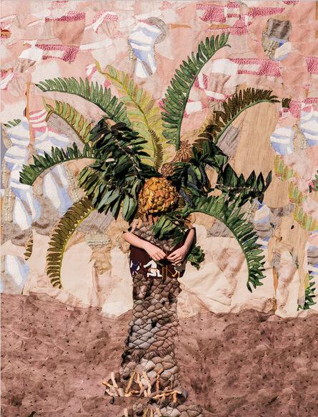 Nico Krijno, 'Potato Palm in Full Sun', 2016
