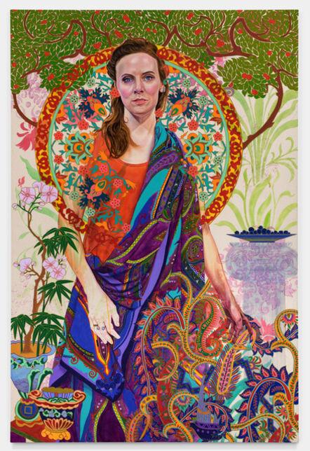 Kira Nam Greene, 'Diva's Pergoia (Rebecca)', 2019