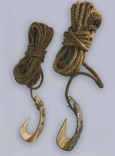 Fish Hooks of the Pacific Islands, 'New Guinea, Wuvulu and Aua Islands', ca. 19