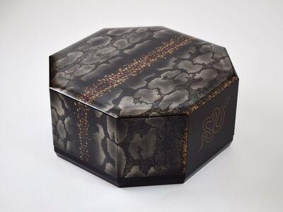 Ohara Yoshitomo, 'Hexagonal Box - Shokō (Aurora)', 2014