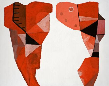 Antonio Malta Campos, 'Amigos', 2006