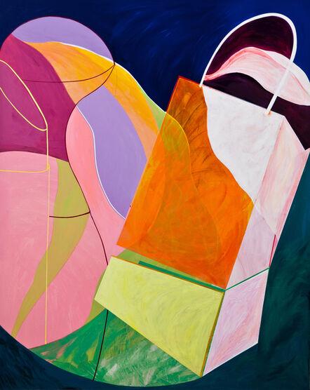 Ryung Kal, 'A woman's heart', 2011