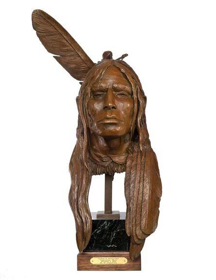 Richard Greeves, 'Cheyenne Man', 2000-2020