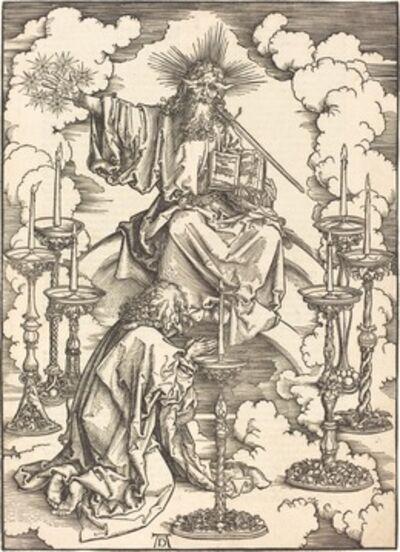 Albrecht Dürer, 'The Vision of the Seven Candlesticks', probably c. 1496/1498
