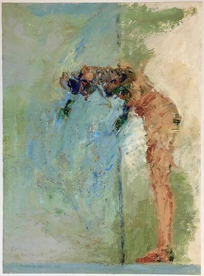 John Goodman, 'Bowing Figure 1', 2016
