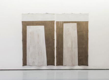 Hanno Otten, 'Über Malerei 583', 2015