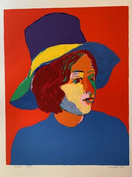 John Grillo, 'Girl with Hat VI', 1979