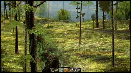 Auriea Harvey & Michaël Samyn, 'The Endless Forest', 2006/2020-ongoing
