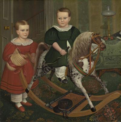 Robert Peckham, 'The Hobby Horse', ca. 1840
