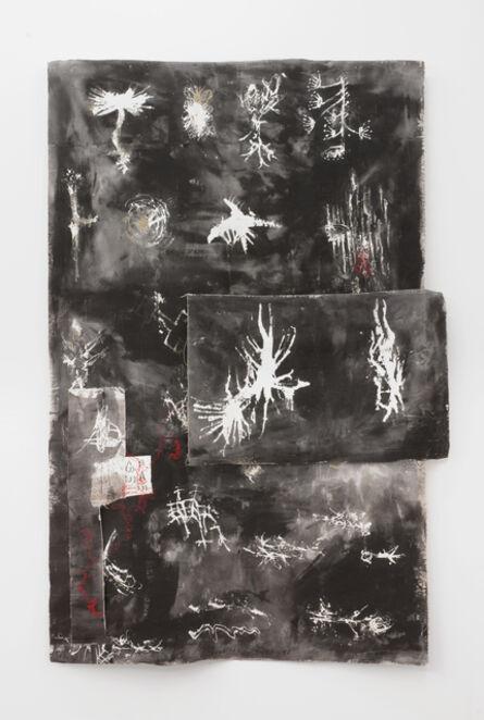 Francisca Aninat, 'Vacíos de Voz Negro', 2019