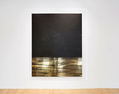 Teresita Fernández, 'Golden (Onyx Sky)', 2014