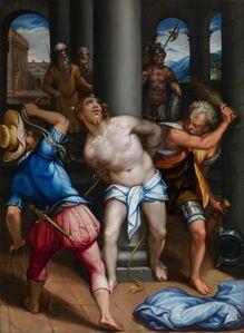 Denys Calvaert, 'Christ at the Column', 1578-1580