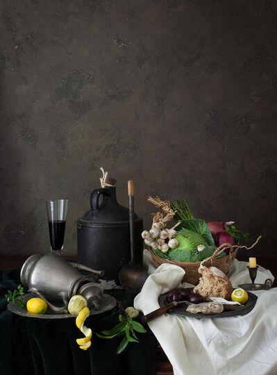 Yelena Strokin, 'Dutch Table', 2014