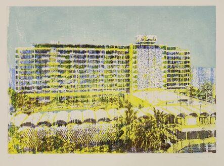 Enoc Perez, 'Hotel La Concha', 2005