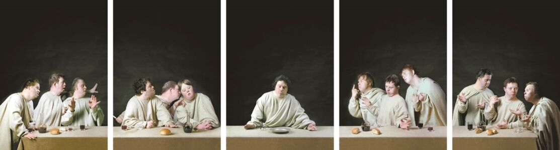 Raoef Mamedov, 'The Last Supper', 1998