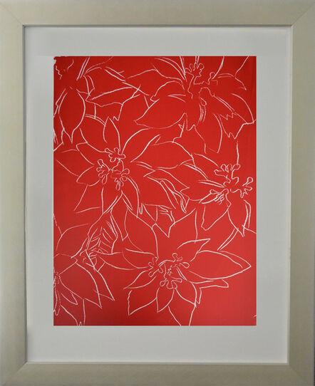 Andy Warhol, 'Poinsettias', 1983