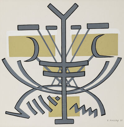 Francine Holley, 'Sym n°2', 1991
